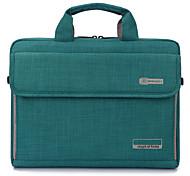 "cheap -Nylon Solid Handbags Shoulder Bag 15"" Laptop"