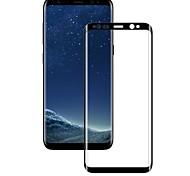 abordables -Protector de pantalla Samsung Galaxy para S9 Vidrio Templado 1 pieza Protector de Pantalla, Integral Borde Curvado 3D Anti-Huellas