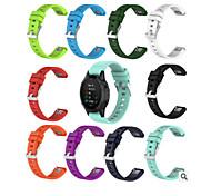 Недорогие -Ремешок для часов для Fenix 5x Garmin Современная застежка силиконовый Повязка на запястье