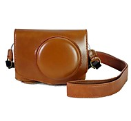 cheap -Artistic/Retro One-Shoulder Camera Bag Covers PU