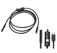 cheap -Mobile Phone Lens Borescope Endoscope Snake Tube Camera IP 67 Wired Soft Android Tablet Android Phone
