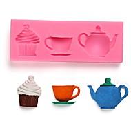 Недорогие -Формы для пирожных Креатив конфеты Для Cookie Для торта Для шоколада Торты силикагель Своими руками День Святого Валентина День рождения