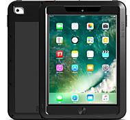 Недорогие -Кейс для Назначение Apple iPad Pro 9.7 Бумажник для карт Защита от удара Вода / Грязь / Надежная защита от повреждений Чехол Сплошной цвет