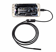 Недорогие -Объектив для мобильного телефона Borescope эндоскоп Змеиная камера IP 66 Проводной Мягкий Телефон на Android Android-планшет