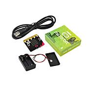 Недорогие -keyteudio micro bit basic стартовый комплект с держателем батареи&USB-кабель для графического программирования bluetooth