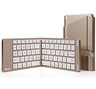 Недорогие -Bluetooth номер клавиатуры Складной Для iOS Bluetooth