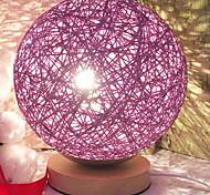 Недорогие -1шт LED Night Light Теплый белый Встроенная литий-батарея Украшение