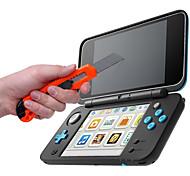 baratos -new 2DSLL Bolsas e Cases - Nintendo DS Transparente Capa À Prova de Choque > 480