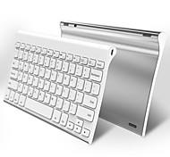 Недорогие -Bluetooth Эргономичная клавиатура Перезаряжаемый Для iOS Bluetooth