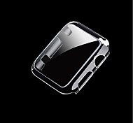 cheap -Case For Apple Apple Watch Series 3 / 2 / 1 Plastic Apple