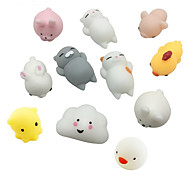 cheap -LT.Squishies Squeeze Toy / Sensory Toy Animal Animal Office Desk Toys / Stress and Anxiety Relief / Decompression Toys 3pcs Adults' Gift