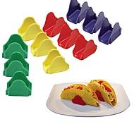 Недорогие -12шт мини День рождения Для Sandwich Хлеб пластик Своими руками Держатель Инструменты для выпечки