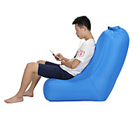 Недорогие -Надувной диван Софа для отдыха На открытом воздухе Водонепроницаемость Компактность Легкие Полиэстер Полиэфир Мебель для дома Походы