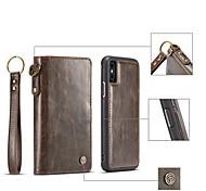 Недорогие -Кейс для Назначение SSamsung Galaxy S8 Plus S8 Бумажник для карт Кошелек Защита от удара со стендом Флип Чехол Сплошной цвет Твердый