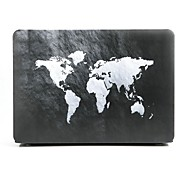 """abordables -MacBook Funda Pintura El plastico para Nuevo MacBook Pro 15"""" / Nuevo MacBook Pro 13"""" / MacBook Pro 15 Pulgadas"""