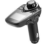 Недорогие -Bluetooth FM-передатчик Поддержка карт TF, диск u, автомобильное зарядное устройство