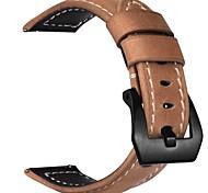 abordables -Ver Banda para Gear Sport Gear S2 Classic Samsung Galaxy Hebilla Clásica Piel Correa de Muñeca