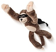 Недорогие -Обезьяна Мягкие и плюшевые игрушки Животные Животные Милый Подарок 1pcs