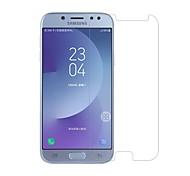 Недорогие -Защитная плёнка для экрана Samsung Galaxy для J7 (2017) Закаленное стекло 1 ед. Защитная пленка для экрана Защита от царапин 2.5D