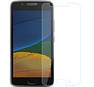 Недорогие -Защитная плёнка для экрана Motorola для Moto G5 Lenovo Vibe K4 Note Закаленное стекло 1 ед. Защитная пленка для экрана Защита от царапин