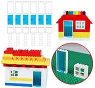 abordables -Bloques de Construcción 30pcs Familia Colegio / Simple Unisex Regalo