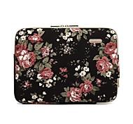 """Недорогие -Рукава Цветы холст для Новый MacBook Pro 15"""" / MacBook Pro, 15 дюймов / MacBook Air, 13 дюймов"""
