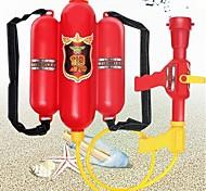 Недорогие -Kids Fire Backpack Pressure Пульверизаторы Игрушки Взаимодействие родителей и детей Пластиковый корпус Все 1pcs Куски