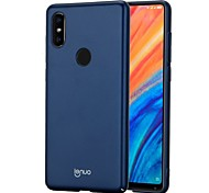 cheap -Case For Xiaomi Redmi Note 5 Pro Xiaomi Mi Mix 2S Ultra-thin Frosted Back Cover Solid Colored Hard PC for Xiaomi Redmi Note 5 Pro Xiaomi