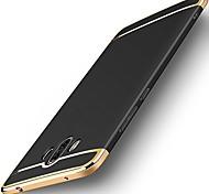 Недорогие -Кейс для Назначение Huawei Mate 10 Mate 10 pro Защита от удара Покрытие Кейс на заднюю панель Однотонный Твердый ПК для Mate 10 lite Mate