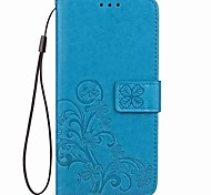 cheap -Case For Huawei P20 lite P20 Pro Flip Embossed Full Body Cases Mandala Butterfly Hard PU Leather for Huawei P20 lite Huawei P20 Pro