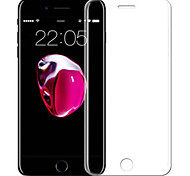 abordables -Protector de pantalla Apple para iPhone 8 Plus iPhone 7 Plus Vidrio Templado 1 pieza Protector de Pantalla, Integral Borde Curvado 3D