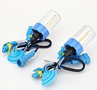 Недорогие -2pcs H7 Автомобиль Лампы 110W 11000lm HID ксеноны Налобный фонарь For Универсальный Все модели Все года