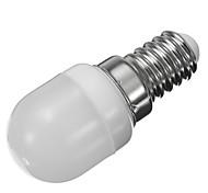 Недорогие -1шт 2W 250-280lm E14 LED лампы в форме свечи Круглые LED лампы 6 Светодиодные бусины SMD 2835 Декоративная Тёплый белый Холодный белый