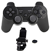 cheap -Wireless Handle bracket / Game Controllers For Sony PS3, Bluetooth Portable Handle bracket / Game Controllers ABS 1pcs unit USB 3.0