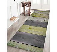 abordables -Felpudos / Las alfombras de área Deportes y Exterior / Campestre Franela de Algodón, Rectángulo Calidad superior Alfombra