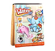 cheap -YIJIATOYS Drawing Toy / Drawing Tablet / Color Pens Rabbit / Holiday / Fairytale Theme Painting / Animals / Creative Nonwoven All Baby /