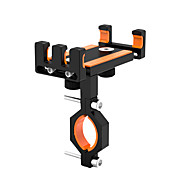 cheap -Bike Mount Road Cycling / Recreational Cycling / Cycling / Bike Retractable / Phone Holder Aluminum Alloy - Black