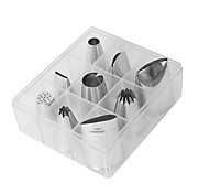 cheap -Bakeware tools Aluminum / Stainless Steel New Arrival / 3D / DIY Everyday Use / Cooking Utensils / Kitchen Dessert Tools 9pcs