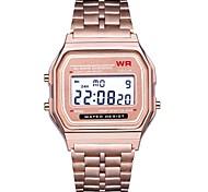 Недорогие -Муж. Спортивные часы / Наручные часы Китайский Новый дизайн / Календарь / Секундомер сплав Группа На каждый день / Кольцеобразный Черный