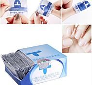 Недорогие -200ед. маникюр Наборы и наборы для ногтей Мода Модный дизайн Повседневные жидкость для снятия лака / Инструмент для ногтей / Дизайн ногтей