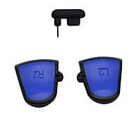 Недорогие -Комплекты для игровых контроллеров Назначение PS4 / Sony PS4 / PS4 Тонкий ,  Новый дизайн Комплекты для игровых контроллеров Силикон / ПК 1 pcs Ед. изм