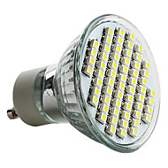 abordables Focos LED-6000lm GU10 Focos LED MR16 60 Cuentas LED SMD 3528 Blanco Natural 220-240V