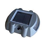 お買い得  LED ソーラーライト-ソーラーアルミ6 LED道路私道パス階段ライト