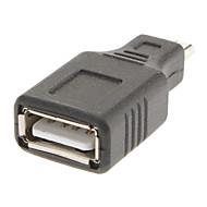 abordables €0.99-Micro USB a USB / A Adaptador de M / F