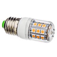お買い得  LED コーン型電球-3500 lm E26 / E27 LEDコーン型電球 T 30 LEDビーズ SMD 5050 温白色 220-240 V / 110-130 V / # / CE