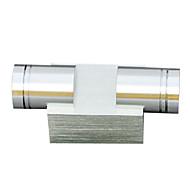 2 Integrert LED Moderne / Nutidig galvanisert Trekk for LED Mini Stil Pære inkludert,Atmosfærelys Vegglampe