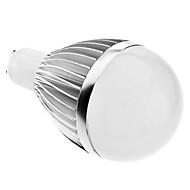 お買い得  LED ボール型電球-SENCART 6W 420-500lm GU10 LEDボール型電球 A60(A19) 18 LEDビーズ SMD 5730 ナチュラルホワイト 85-265V