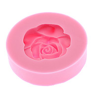 cheap -Mold Flower For Pie For Cookie For Cake Silicone DIY High Quality 3D