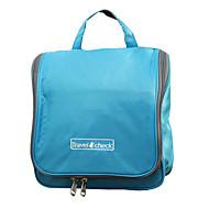 preiswerte Alles fürs Reisen-Reisekosmetiktasche Wasserdicht Tragbar Regendicht Hohe Kapazität Kulturtasche für Kleider Polyester Nylon / Unisex Camping & Wandern