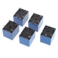 お買い得  Arduino 用アクセサリー-ソング5pcsミニ電源リレー12V DCのsrd - 12vdc - sl - cのpcbのタイプ